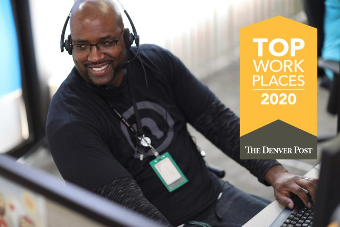 Nelnet recognized as a top 150 places to work in Colorado