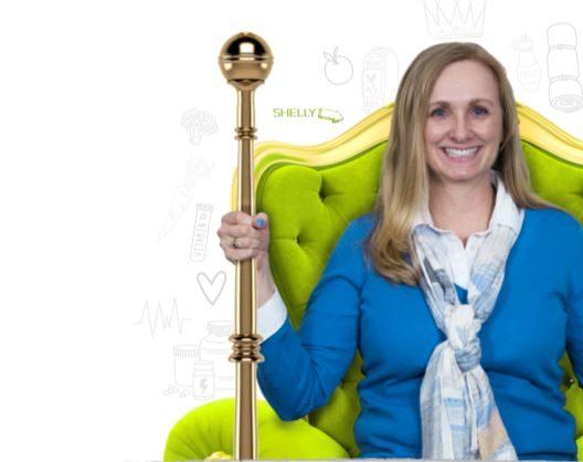 Nelnet Royal Healthness Scepter