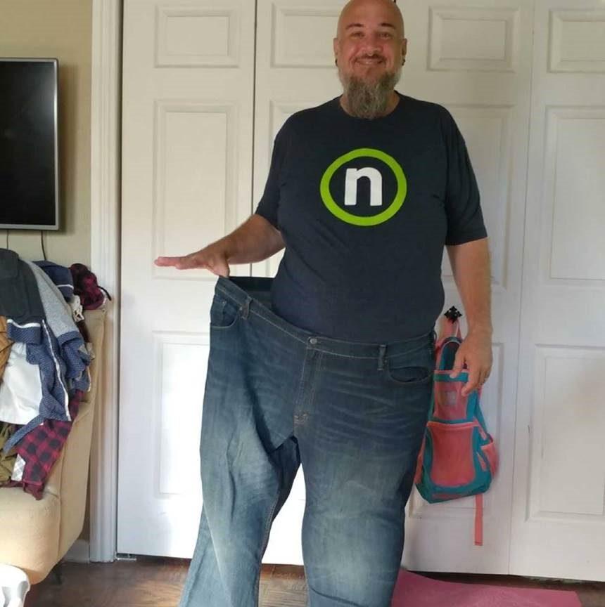 Nelnet Associate Health Pants Weight loss
