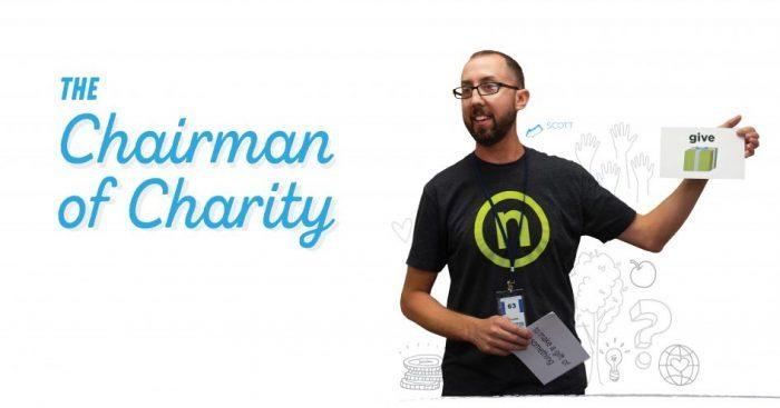 chairman of charity Nelnet wellness