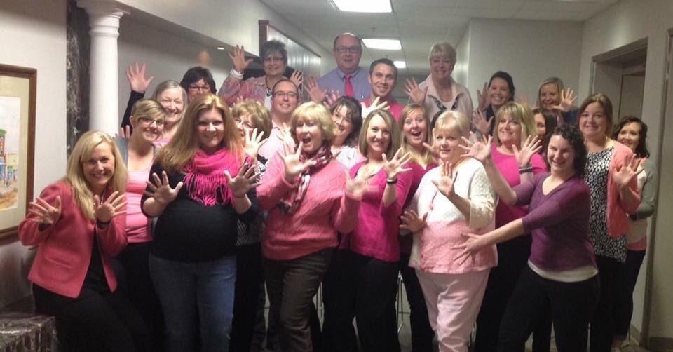 Nelnet Recognizes Breast Cancer Survivor Pam Benner